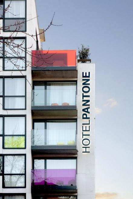 Pantone Hôtel