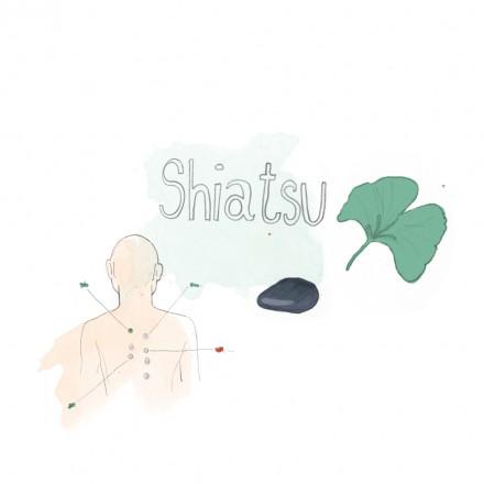 Massage shiatsu à Bruxelles