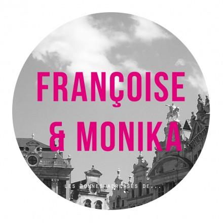 Le Bruxelles de Françoise et Monika, Créatrices de The Cookie Therapy