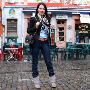 Street Look ! Rachida