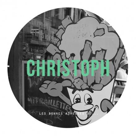 Le Bruxelles de Christoph, Community Manager de Yelp