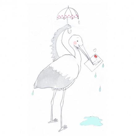 Stork & the Postman