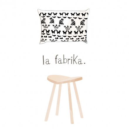 La Fabrika, 100% design
