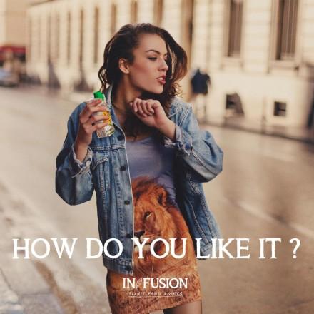 In/Fusion, la tisane nouvelle génération