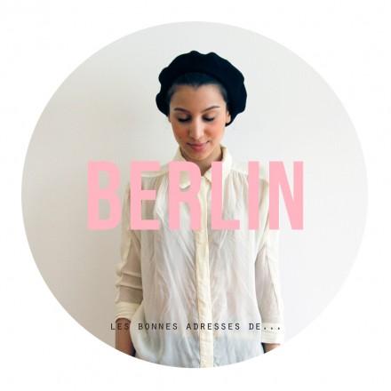 Berlin avec Johanna Tagada, jeune designer française