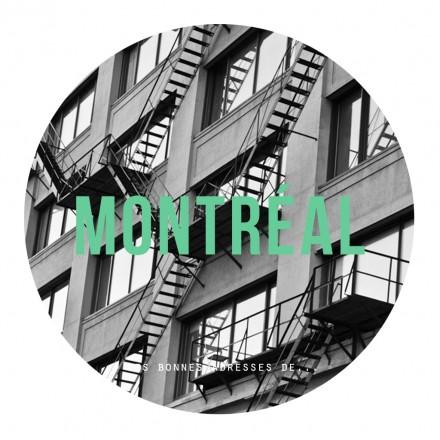 Montréal avec «Christelle is flabbergasting»