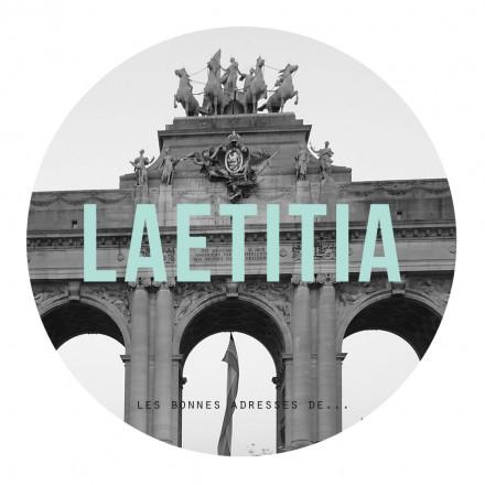 Le Bruxelles de Laetitia, créatrice