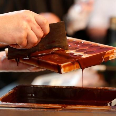Le salon du chocolat débarque à Bruxelles
