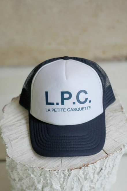 L.P.C ou La petite casquette
