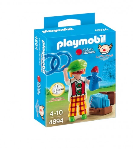 Adoptez un PLAYMOBIL® CliniClown