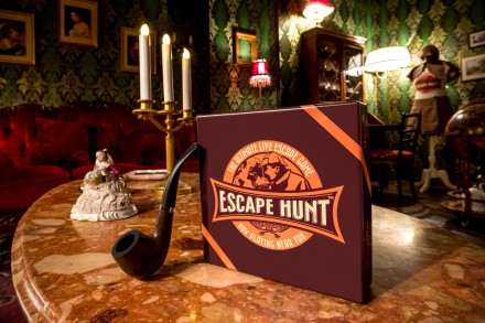 Escape Hunt : Nouveau gaming concept
