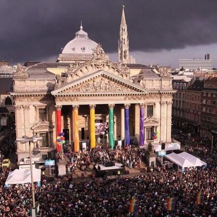 Belgian Brussels Pride – 4 au 21 mai